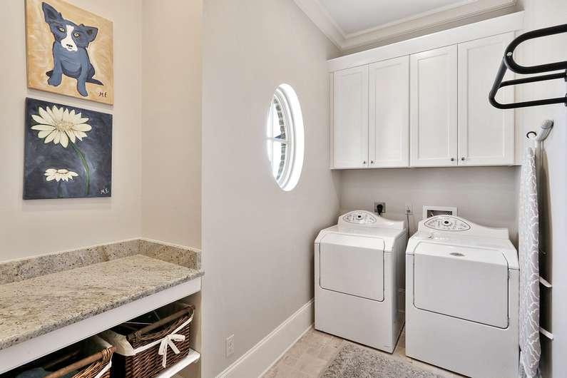 Ertel laundry